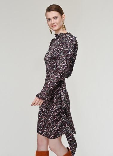 Nenuphar Atelier Elbise Siyah